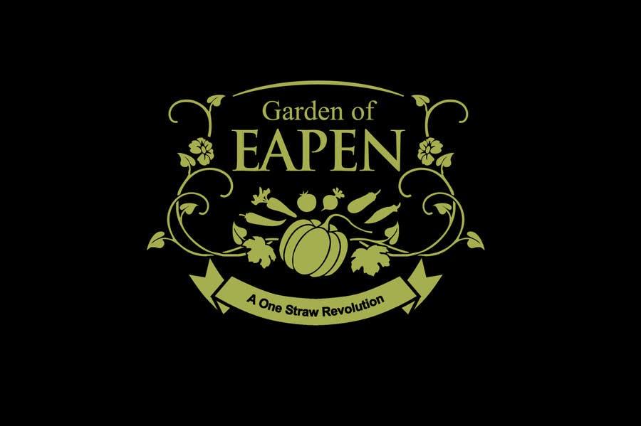 """Intrarea #116 pentru concursul """"Print & Packaging Design for Garden of Eapen"""""""