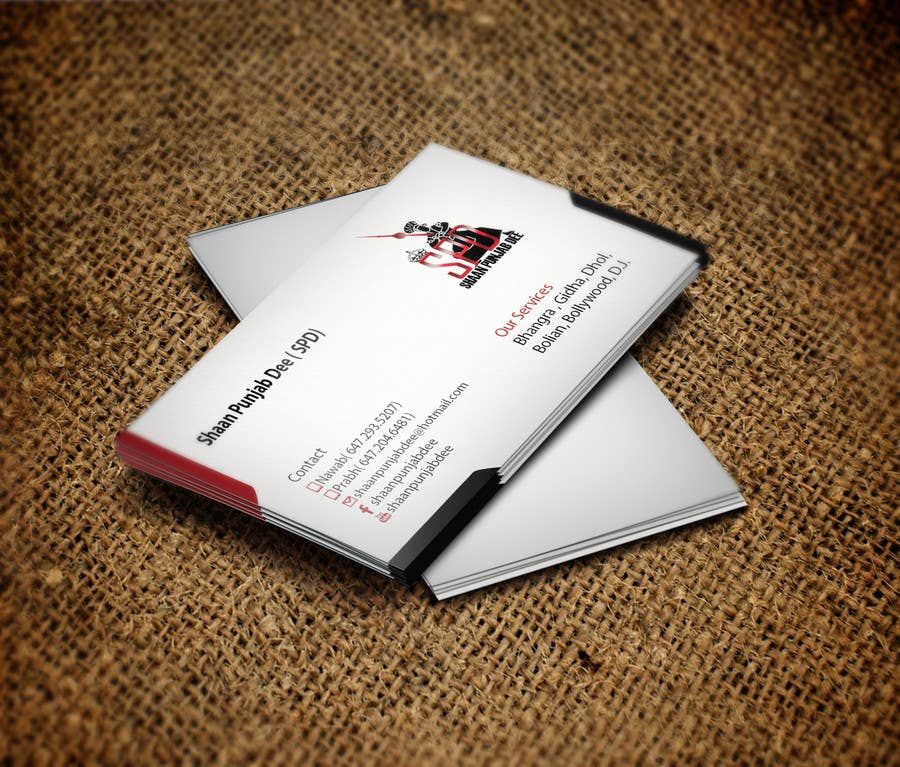 Entry #21 by syednazmulhaque for Design some Business Cards for ...