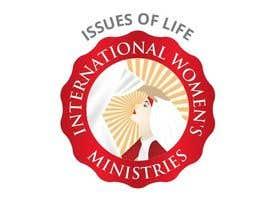vw6769052vw tarafından Design a Logo for International Women's Ministry için no 56