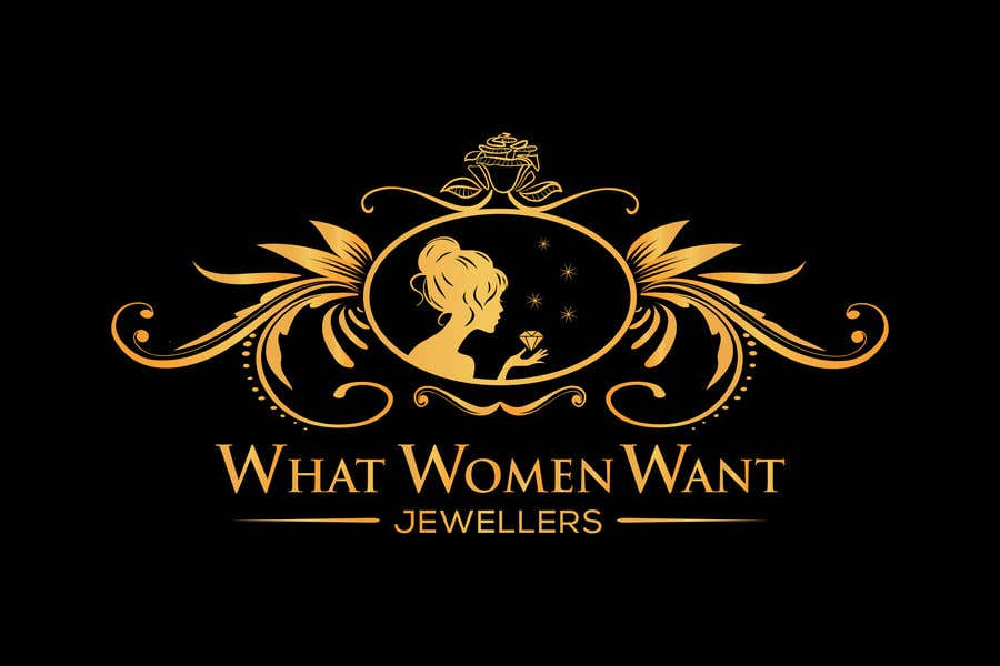 entry 319 by ar1069 for design logo for jewellery shop freelancer