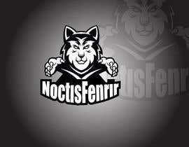 #7 for Mascot design for NoctisFenrir by trustgallery