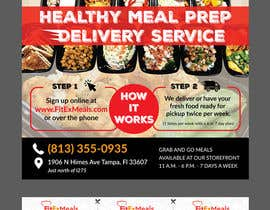 #12 for Design a Flyer for  a Meal Prep Company by enshano