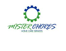 #218 para Logo Design for Mister Chores por wordpressor