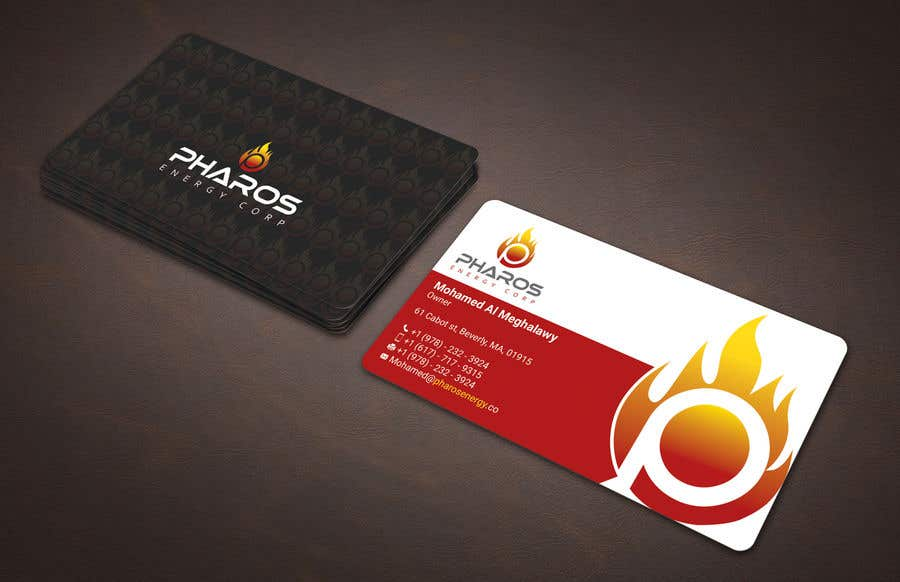 Entry #22 by noor01922 for Professional Business Card Design ...