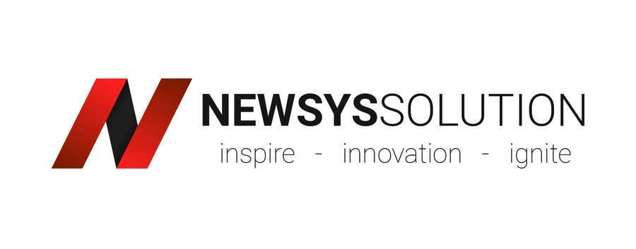 Penyertaan Peraduan #                                        11                                      untuk                                         Design a Logo for Newsys Solution