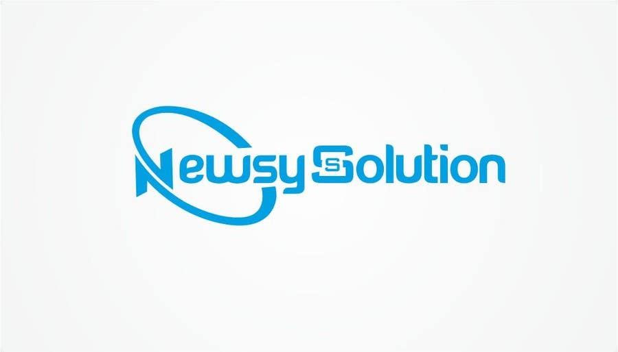 Penyertaan Peraduan #                                        2                                      untuk                                         Design a Logo for Newsys Solution