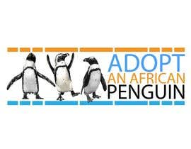 #203 para Logo Design for Adopt an African Penguin Foundation por Minast