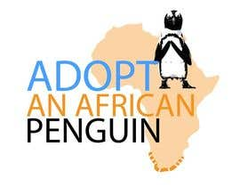 #202 para Logo Design for Adopt an African Penguin Foundation por Minast