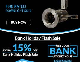 #16 cho Design an Email Banner & 2 Matching Website Banners for Bank Holiday Sale bởi owlionz786