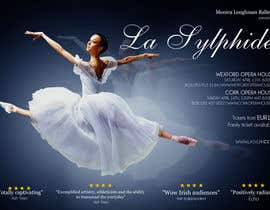 #20 para Graphic Design for Ballet company for a ballet called La Sylphide por duongnt97