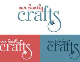#35 para Design a Logo for our Crafts Business por vladspataroiu