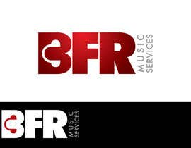 #209 for Logo Design:  BFR Music OR BFR Music Services by benpics