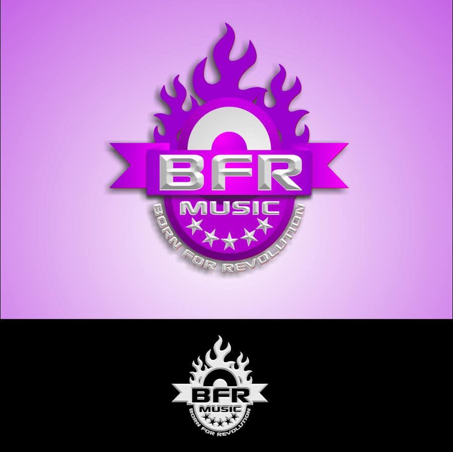 Конкурсная заявка №434 для Logo Design:  BFR Music OR BFR Music Services
