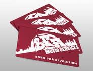 Graphic Design Конкурсная работа №380 для Logo Design:  BFR Music OR BFR Music Services