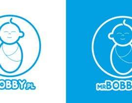#19 для Projekt logo MrBobby - dziecko, platforma społecznościowa, tematyka dziecięca от emiliahudak