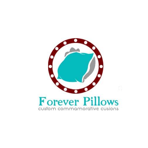 Penyertaan Peraduan #241 untuk Logo Design for Forever Pillows
