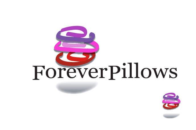 Penyertaan Peraduan #251 untuk Logo Design for Forever Pillows