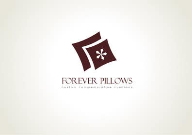 #140 cho Logo Design for Forever Pillows bởi paxslg