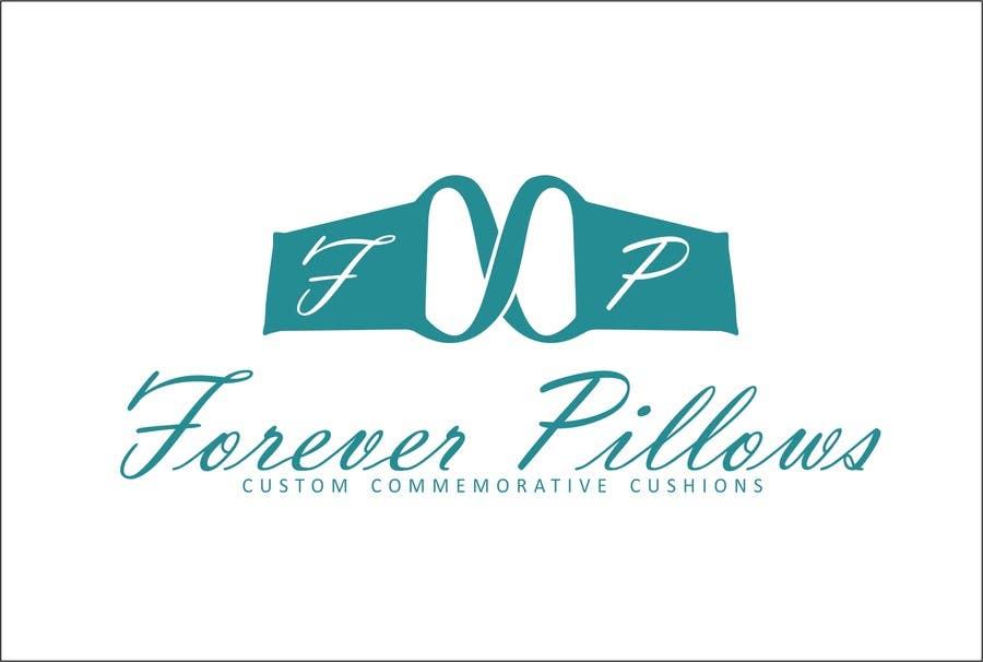 Penyertaan Peraduan #203 untuk Logo Design for Forever Pillows