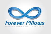 Graphic Design Entri Peraduan #172 for Logo Design for Forever Pillows