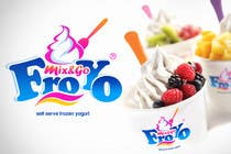 Graphic Design Contest Entry #133 for Logo Design for Mix&Go FroYo