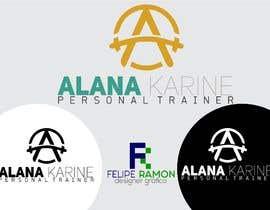 #21 para Logomarca Alana Karine por feliperamonadm