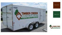 Contest Entry #58 for Logo Design for Timber Creek Construction