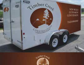 #81 untuk Logo Design for Timber Creek Construction oleh Kuczakowsky
