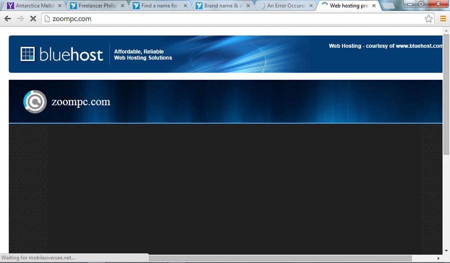 Bài tham dự cuộc thi #                                        15                                      cho                                         Brand name & domain for windows software