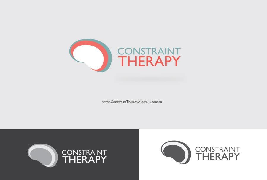 Penyertaan Peraduan #491 untuk Logo for Constraint Therapy Australia