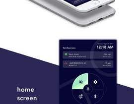 #25 for Design a home screen for an app by deditrihermanto