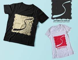 Nro 41 kilpailuun T-Shirt Design (male/female) for a sports brand käyttäjältä Exer1976