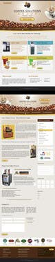Icône de la proposition n°                                                61                                              du concours                                                 Website Design for Coffee Solutions Group