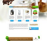 Proposition n° 11 du concours Graphic Design pour Website Design for Coffee Solutions Group