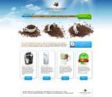 Proposition n° 3 du concours Graphic Design pour Website Design for Coffee Solutions Group