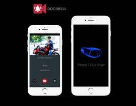 #3 for Design an Mockup for Video Doorbell App by aruntnau
