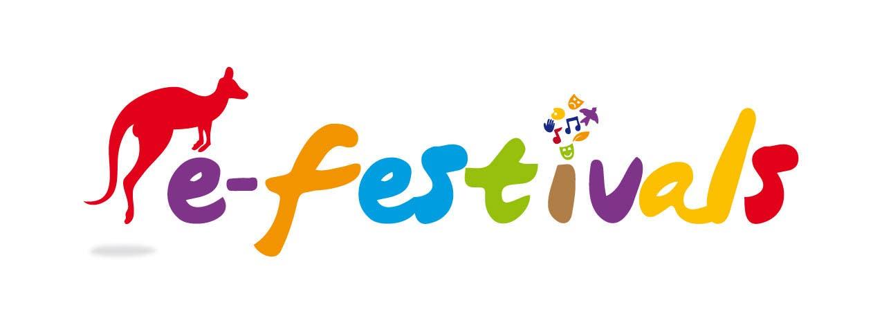 Inscrição nº 341 do Concurso para Logo Design for eFestivals