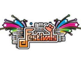 #364 za Logo Design for eFestivals od lanangwirabawa