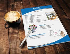 nº 16 pour Design a Brochure for Medical Marketing Services par mamun313