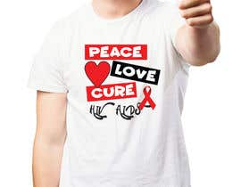 #36 for Design a T-Shirt For HIV Awareness by Alamin011