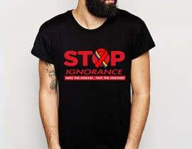 #7 for Design a T-Shirt For HIV Awareness by feramahateasril