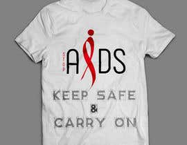 #39 for Design a T-Shirt For HIV Awareness by mondaluttam