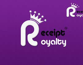 #235 para Logo Design for Receipt Royalty Mobile Application por facebooklikes007