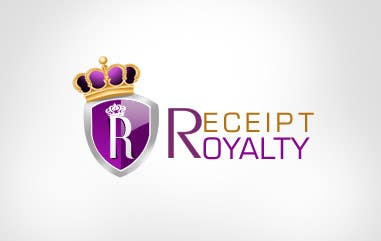 #169 for Logo Design for Receipt Royalty Mobile Application by KreativeAgency