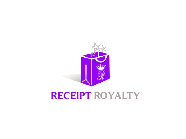 #180 for Logo Design for Receipt Royalty Mobile Application by designzGuRu