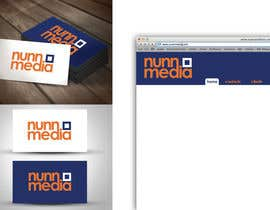 #90 for Logo Design for Nunn Media by benpics