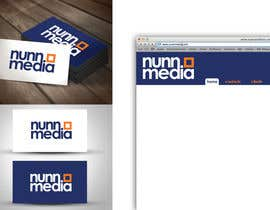 nº 91 pour Logo Design for Nunn Media par benpics