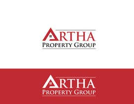 nº 5 pour Design a Logo for Artha Property Group par laniegajete