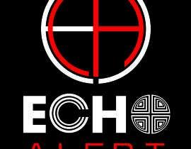 #158 para Design a Logo for Echo or Echo Alert -- 2 por jkcreation