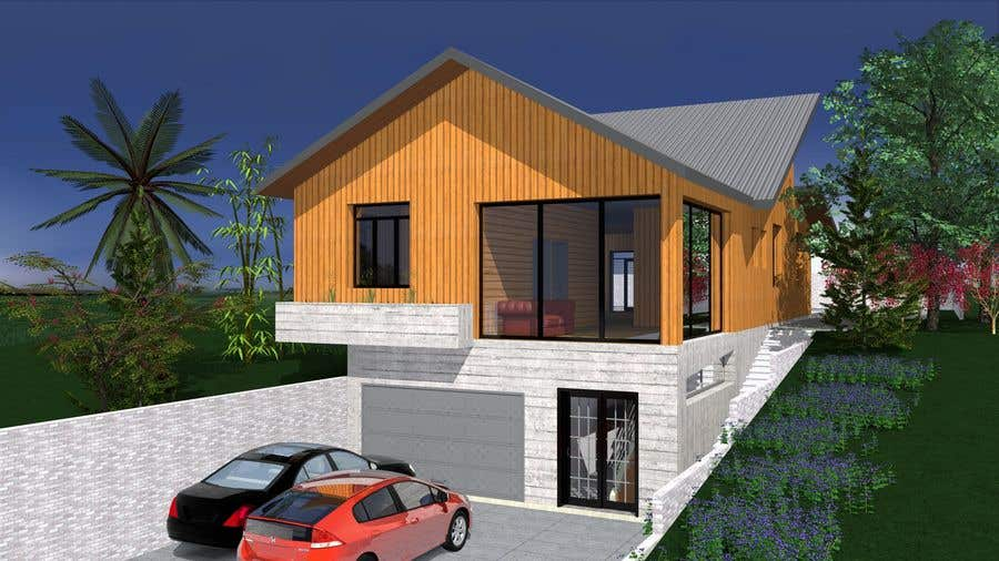 Contest Entry 4 For Design Redesign Of House
